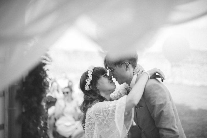 Elise et Georges, un mariage naturel au Prieuré d'Abscon dans le Nord