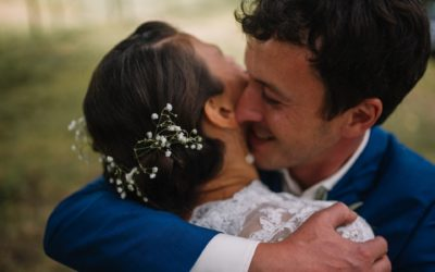 Sophie and Matthieu, a wedding in the north of France