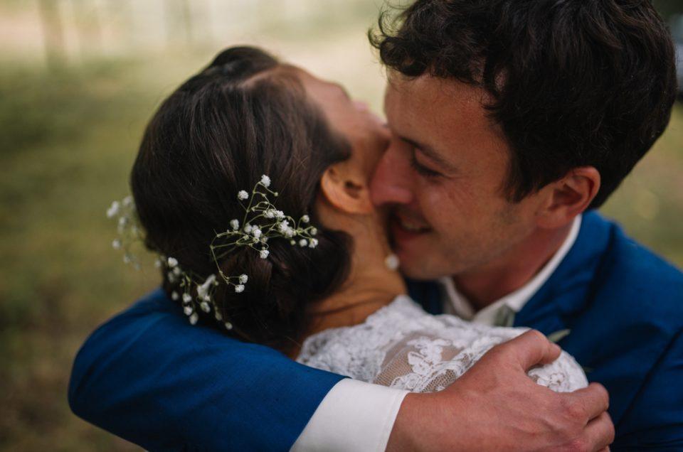 Sophie et Matthieu, un mariage champêtre dans le nord