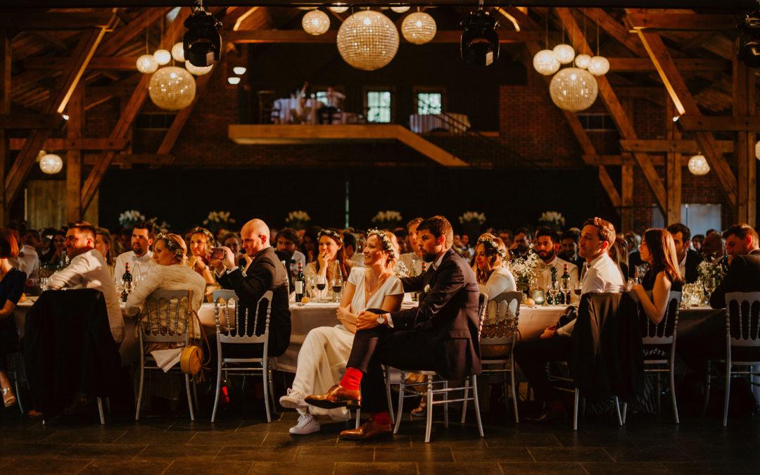 Juliette and Pierre-Henri, a boho wedding at la Ferme des Templiers in France