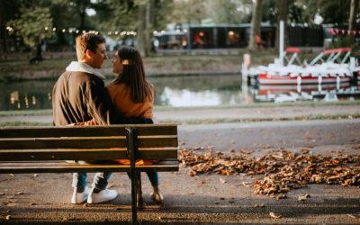 Anaïs et Jonathan, une séance engagement à Lille